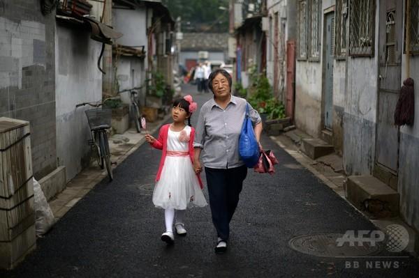 中国、「一人っ子政策」を廃止