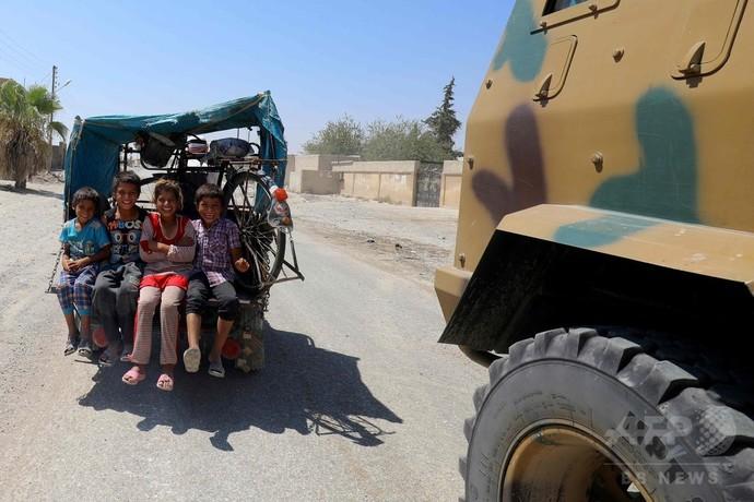 ラッカのIS支配地域、シリアで「最悪の状況にある場所」 国連
