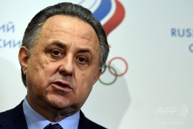 ロ副首相、陸上コーチは「ドーピング無しの指導を分かっていない」