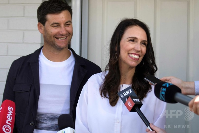 NZアーダーン首相、6月に第1子出産へ 6週間の産休取得