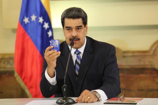 ベネズエラ、クーデター阻止を発表 米などの関与主張