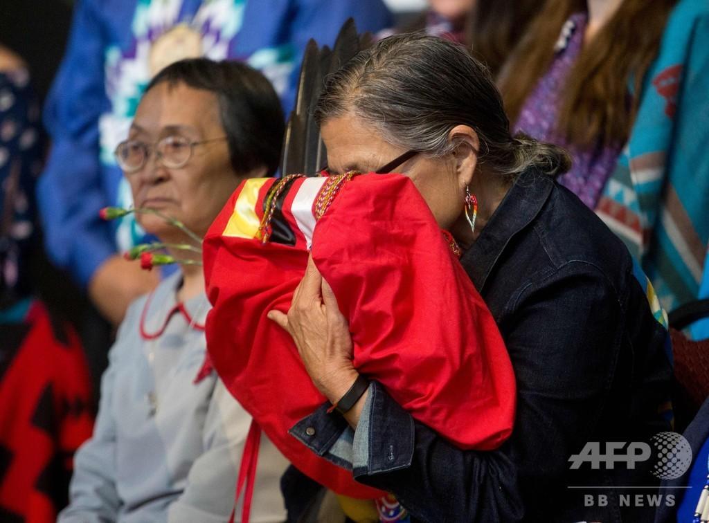 カナダ先住民女性は「ジェノサイド」の犠牲者 最終報告書