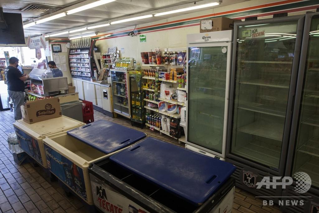メキシコ、ビール不足で密造酒事故多発 138人死亡の州も