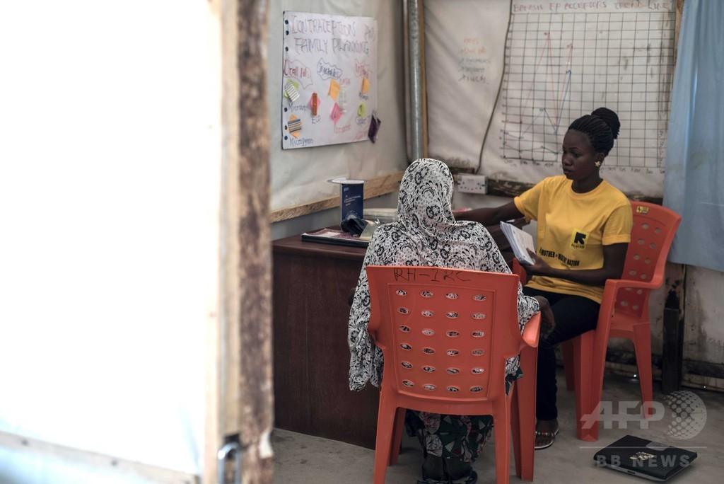 ナイジェリアのコレラ流行、死者21人に 当局発表