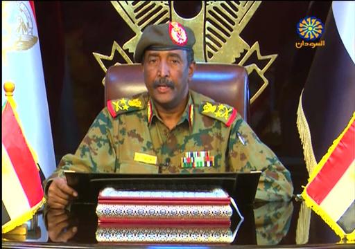 スーダン暫定軍事評議会新議長、「バシル政権一掃」と明言 改革姿勢をアピール
