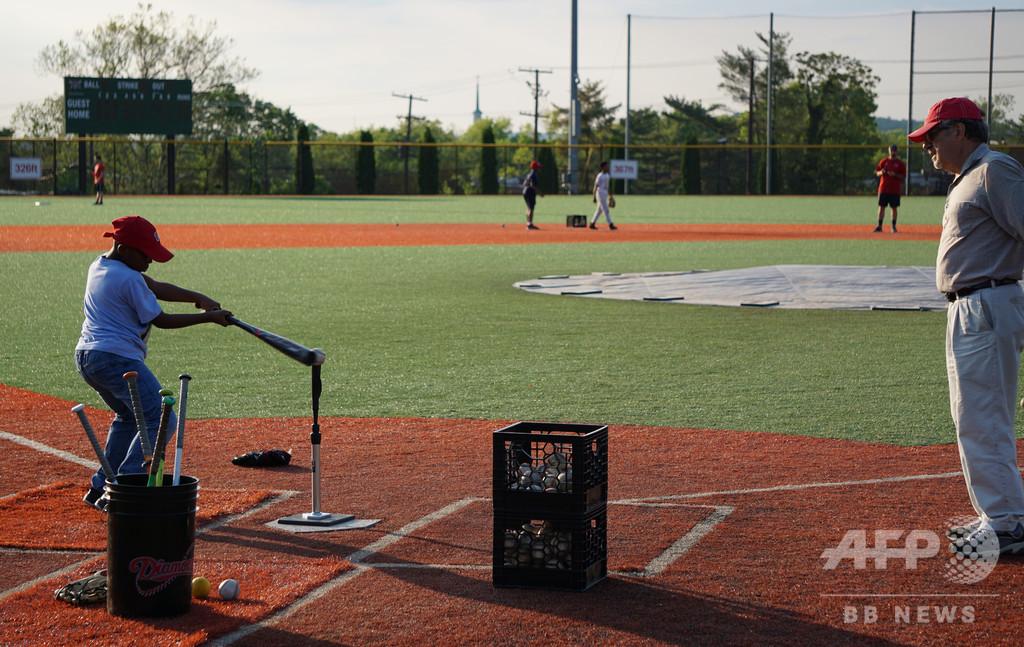 米黒人の深刻な「野球離れ」、希望の光はリトルリーグ