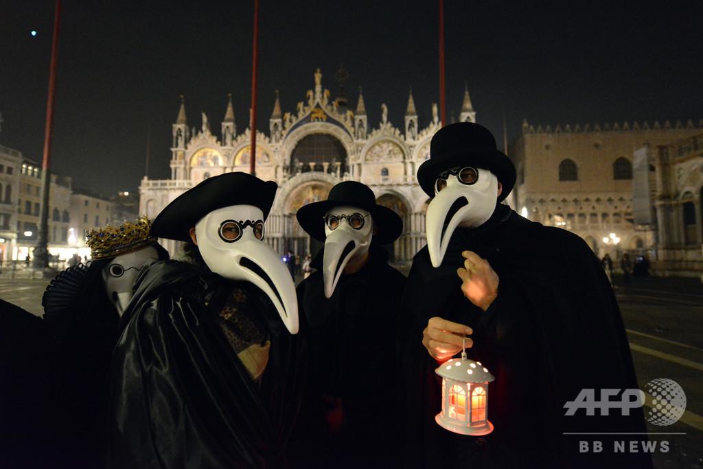 伝染病とマスクの歴史、20世紀満州でのペスト流行で注目 写真9枚 国際 ...