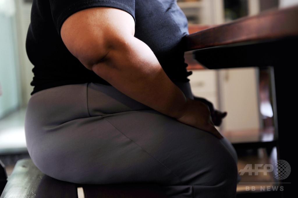 世界人口の約3割、過体重か肥満 報告書