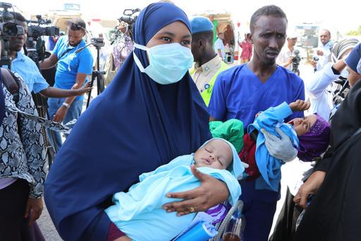米軍、ソマリアで過激派勢力への空爆実施 「テロリスト」4人死亡