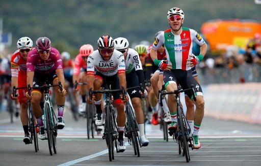 【今日のジロ】ヴィヴィアーニのステージ優勝剥奪、ガヴィリアが繰り上げV