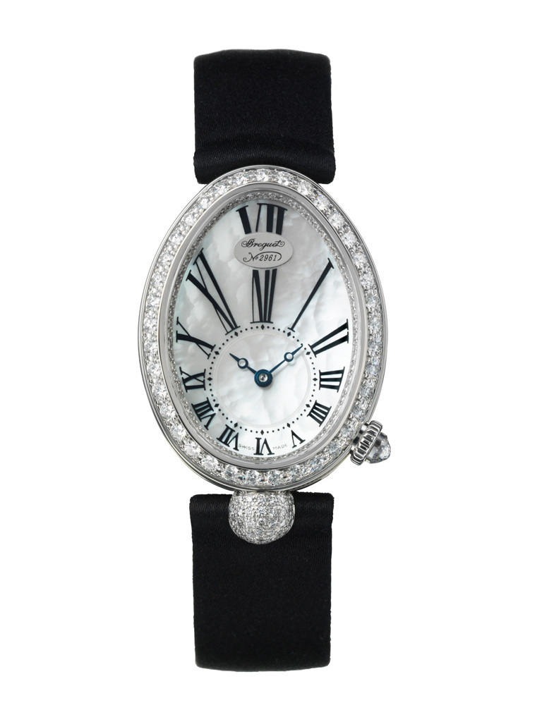 new concept 29f08 f1587 機械式時計女子>第2回 ブレゲ 写真2枚 マリ・クレール スタイル ...