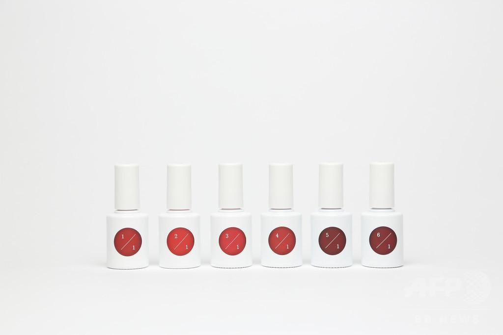 自分にぴったりな赤を探して!「uka」初のカラーポリッシュ発売