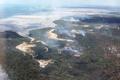 世界遺産の豪フレーザー島 森林火災で面積4割被害も熱波で消火難航