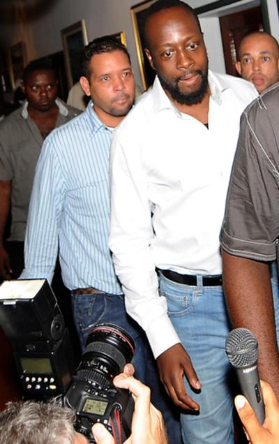 ワイクリフ・ジョン、出馬却下に異議申し立てへ ハイチ大統領選
