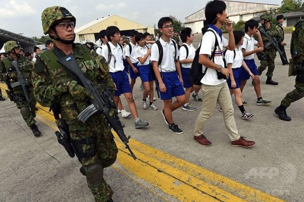 タイで多国間軍事演習「コブラゴールド」、自衛隊も参加