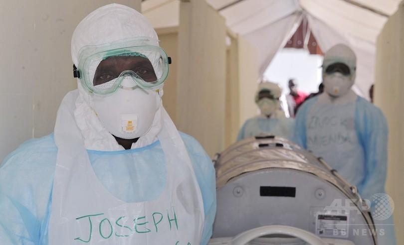 エボラ感染者への対応手順を確認、ケニア