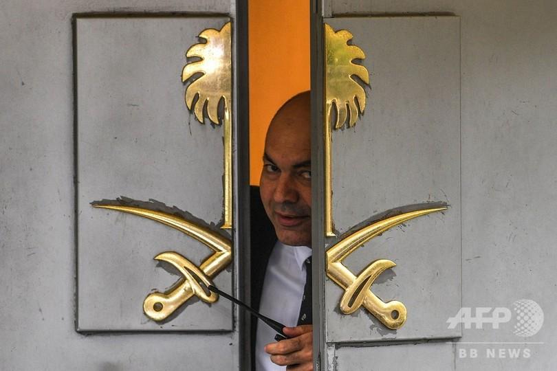 サウジ内相、「記者暗殺命令」を否定 サウジ代表団はトルコで協議へ