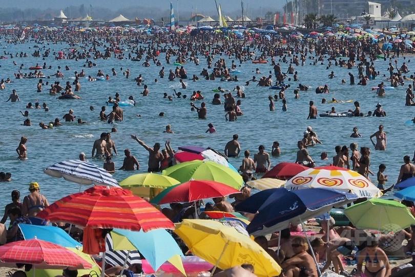 2016年の地球、気温・CO2量・海面高が過去最高に 年次報告書