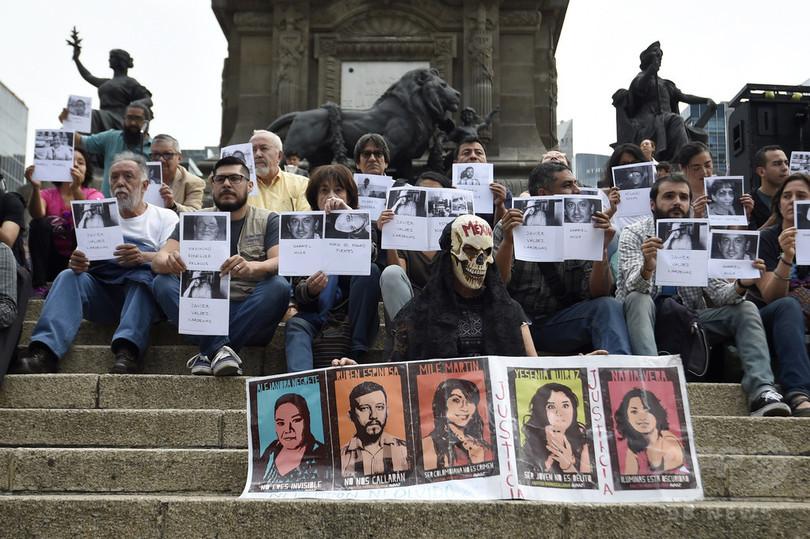 17年に殺害されたジャーナリストは65人、シリアが最も危険な国に