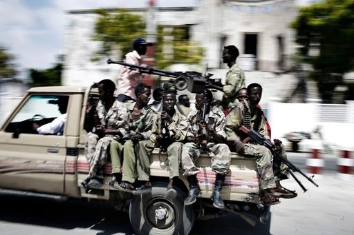 UNDPのソマリア事務所長、銃撃され死亡