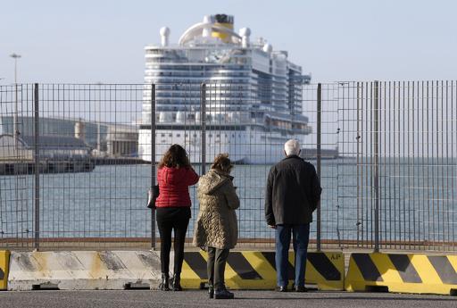 クルーズ業界の国際団体、最近の中国渡航者の乗船を禁止へ