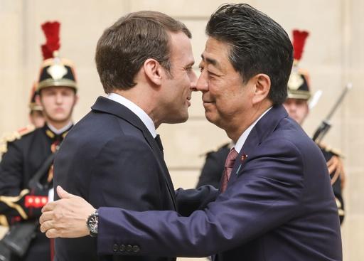 日仏首脳、日産・ルノー連合支持を表明 ゴーン容疑者逮捕でも