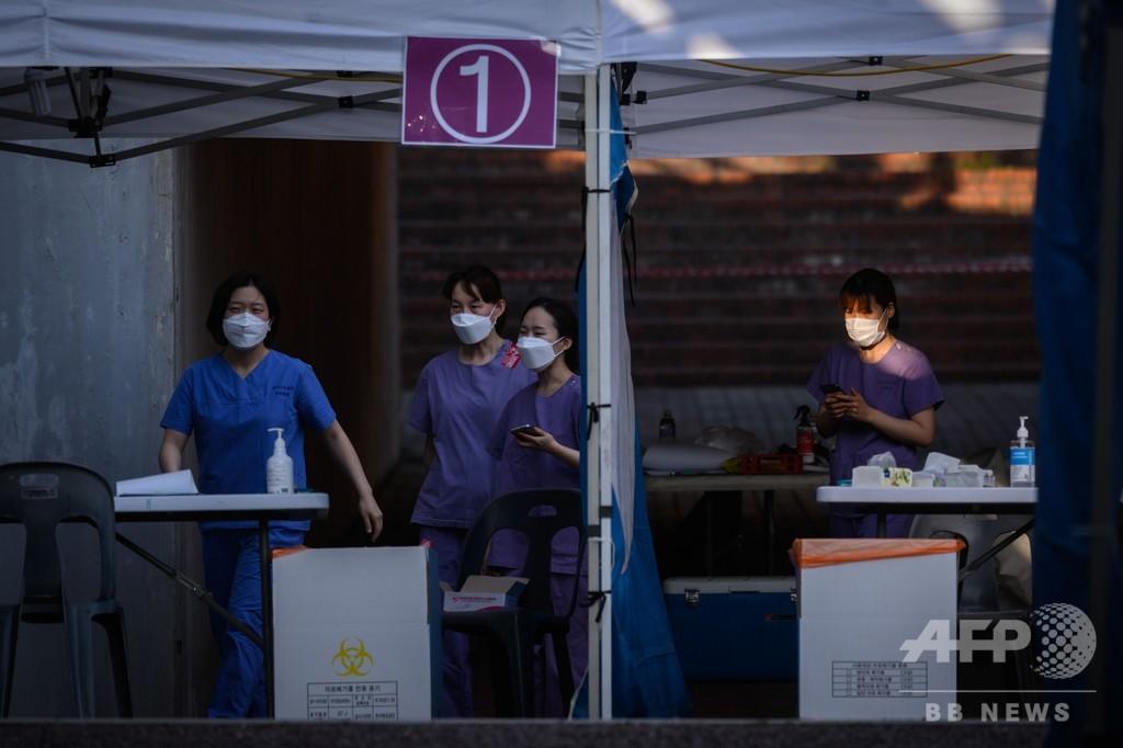韓国、2か月ぶり最多の新規感染を確認 首都圏でクラスター
