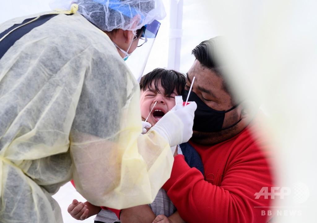 幼児が新型コロナ媒介か 上気道に年長者の最大100倍の遺伝物質 米研究