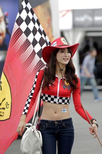 【写真特集】2017年F1日本GPで撮影されたオフショット