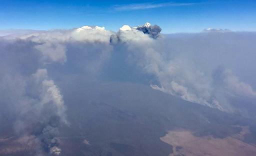 ボリビア東部の森林火災、豪雨で鎮火か 地元当局