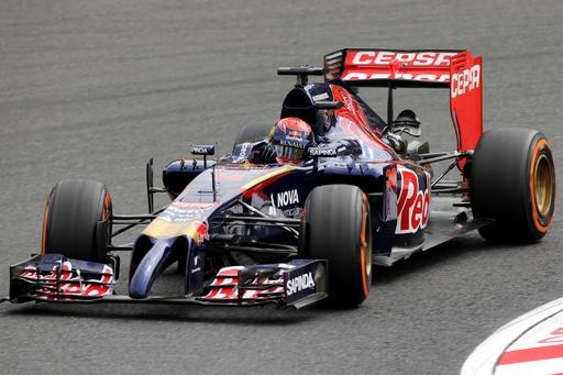 フェルスタッペン、史上最年少でF1初走行 日本GP
