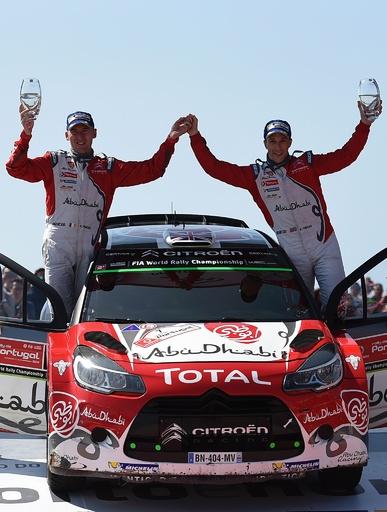 ミークがポルトガルGPで優勝、WRC通算2勝目