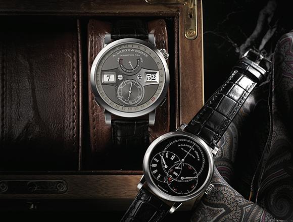 A.ランゲ&ゾーネ/2本持てば、時計はもっと楽しい!#1