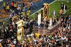 ブロンコス優勝のスーパーボウル、全米で1億1190万人が視聴