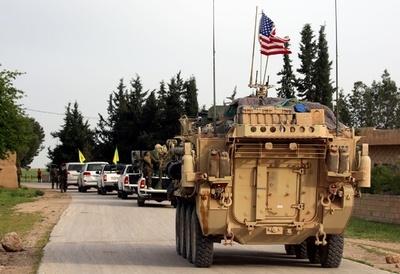米は「中東の警官」でないとトランプ氏、プーチン氏は米軍撤退を評価
