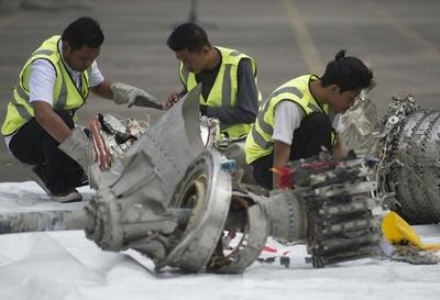 インドネシア機墜落、ボーイングがセンサーの問題で警告