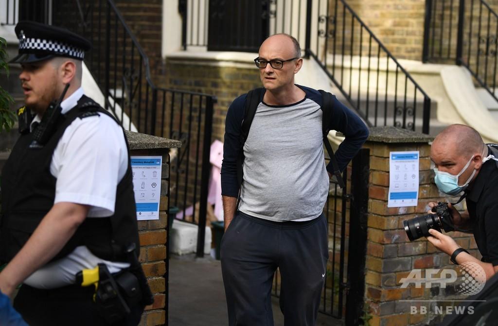 英政務次官、首相側近の外出規制違反疑惑で抗議の辞任