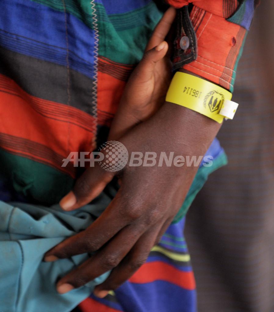 ソマリア南部2地域に飢餓宣言、国連
