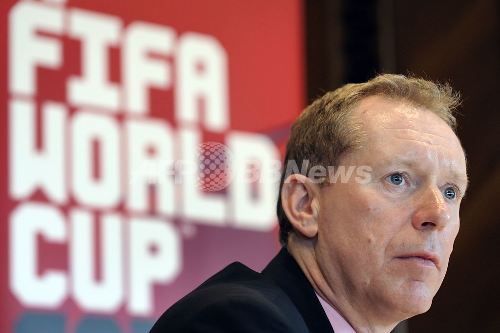 英BBC、FIFA理事の不正を報道 汚職監視団体は投票延期を要請
