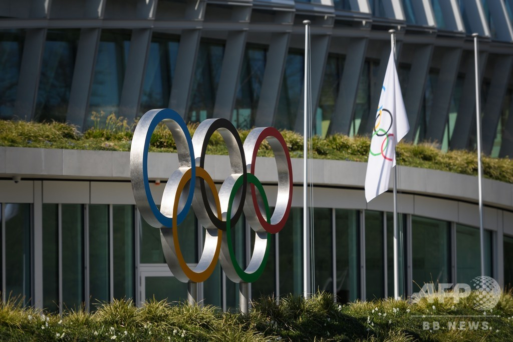 IOC、東京五輪を2021年に延期と発表