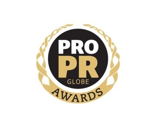 電通PR社長 畔柳一典 がPRO PRグローブアワードを受賞