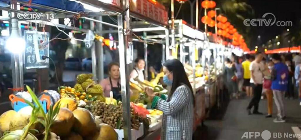 海南省、12月からレジ袋の使用禁止、代替品の供給を保障