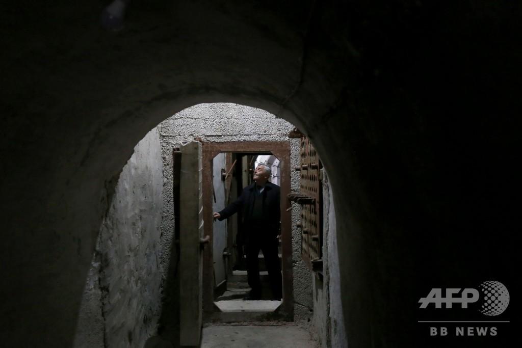 冷戦時代の疑心暗鬼が生んだ秘密の地下トンネル、人気の観光地に アルバニア