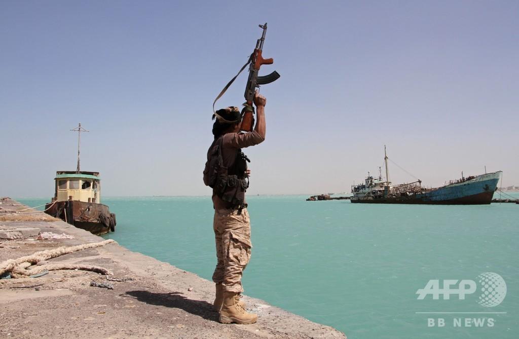 サウジが紅海からアデン湾への石油輸送再開
