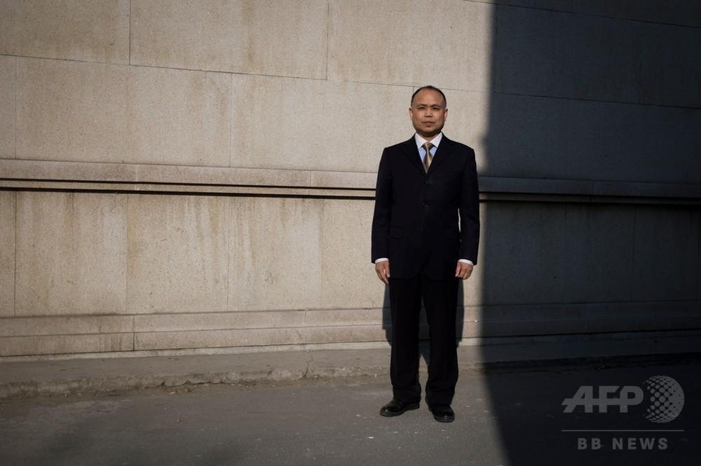 中国、人権派弁護士を拘束 改憲唱えた書簡公開から数時間後