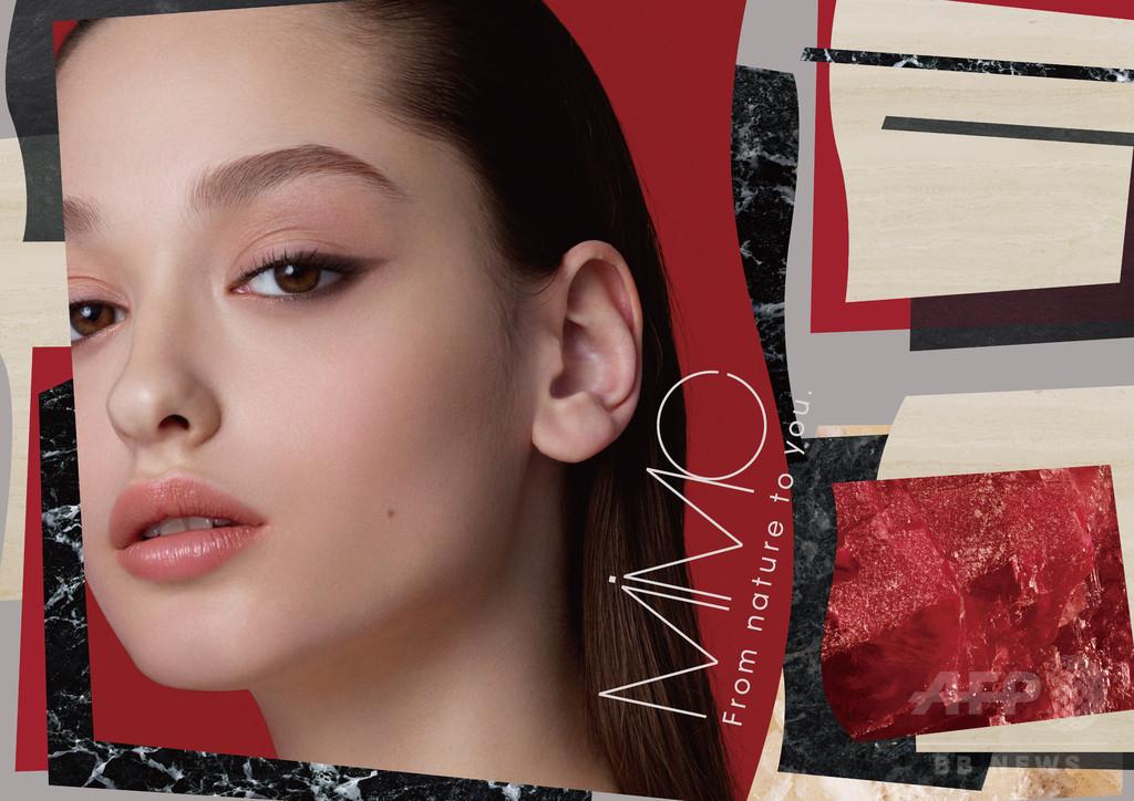 肌の温度が伝わるような個性的なフェイスに、「エムアイエムシー」18年秋冬新作