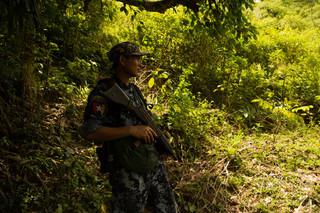 ミャンマーでロヒンギャ武装組織が治安部隊襲撃、3人負傷