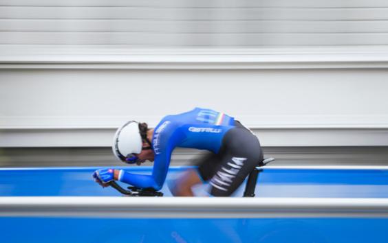 伊期待の若手自転車選手、事故後の昏睡から目覚める