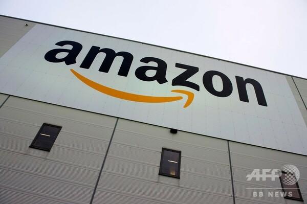 米アマゾン、時価総額で初の世界首位 マイクロソフト抜く