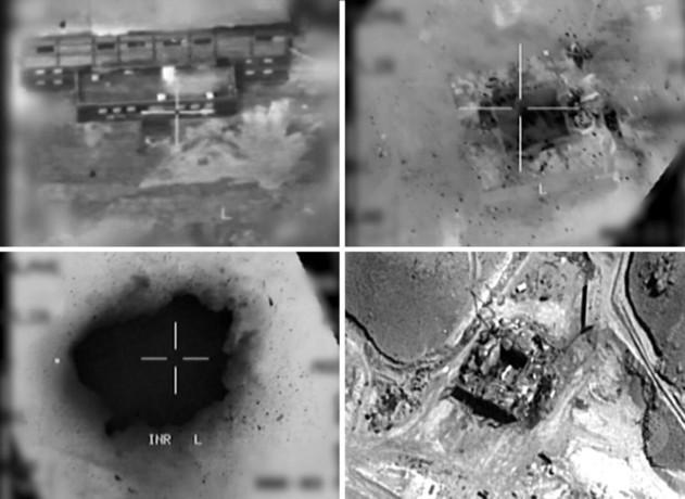 シリア「原子炉」空爆、イスラエルが認める 北の支援で建設か